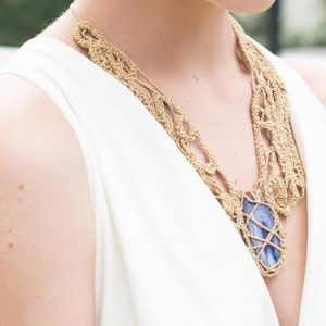 Agate and Gold -SOLD OUT