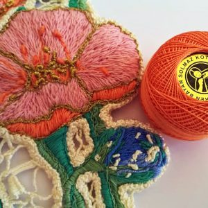 Embroidery Bring a Friend Along