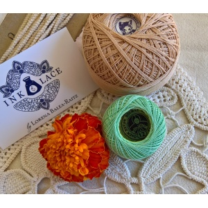 Mint – Cotton Thread