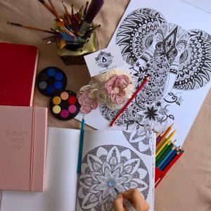 Reiki Colour Therapy