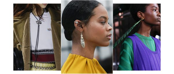Jewellery Trends 2019 Ink Lace