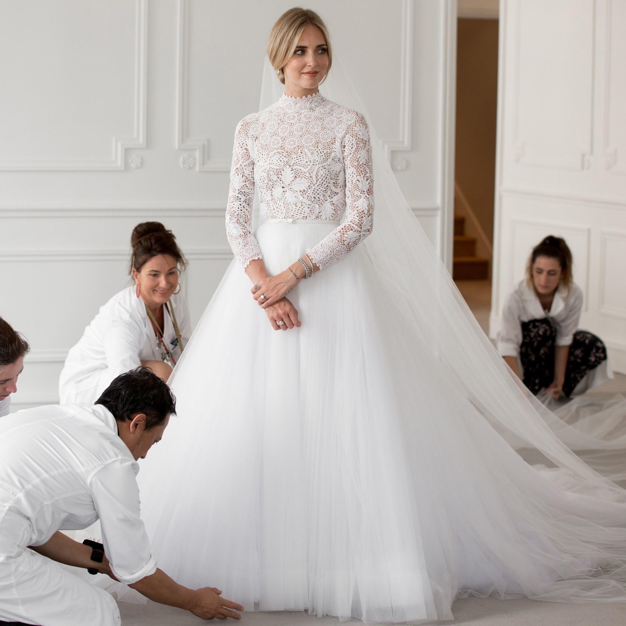 00 Promo Image Chiara Ferragni Wedding Dress Ing Ink